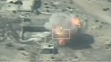 مصر.. مقتل 83 إرهابياً في عمليات للجيش بسيناء