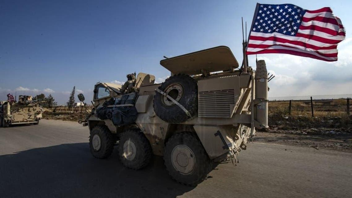 Marines in Syria
