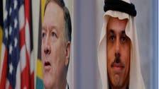 مائیک پومپیو کی سعودی وزیر خارجہ کو عہدہ سنبھالنے پر مبارک باد