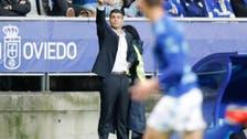 ألميريا يفسخ عقد مدربه البرتغالي بيدرو إيمانويل