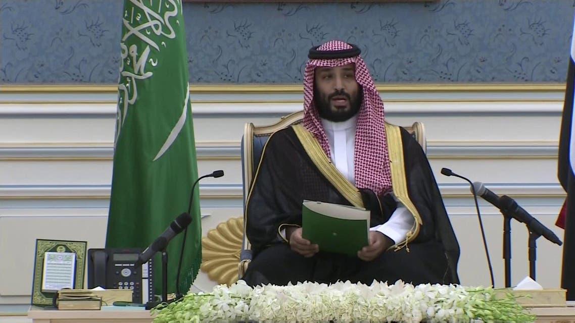THUMBNAIL_ Saudi Crown Prince on Riyadh agreement