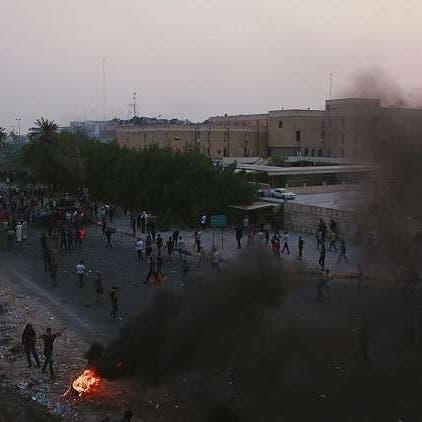العراق.. عودة العمل بميناء أم قصر بعد انسحاب المحتجين