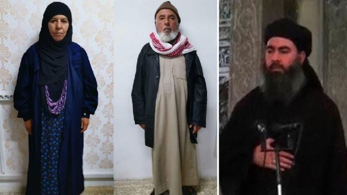 ترکیه خواهر ابوبکر البغدادی را در شمال سوریه بازداشت کرد