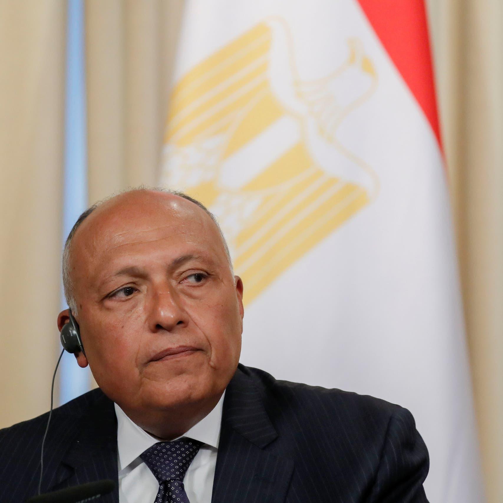 مصر تبحث أزمة ليبيا مع روسيا وألمانيا والأمم المتحدة