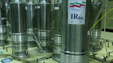 ایران نے فردو پلانٹ میں سینٹری فیوجزمیں یورینیم گیس کا دخول شروع کردیا