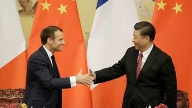 15 مليار دولار صفقات بين فرنسا والصين خلال زيارة ماكرون