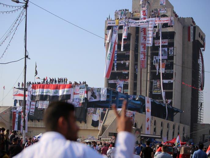 جديد المطعم التركي ببغداد.. تحويل أيقونة التظاهرات لمتحف