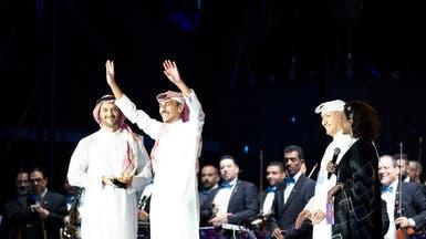 سهم: عبدالمجيد علمنا الغناء وهو صاعقة موسيقية