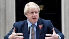 UK PM Johnson says UK will leave EU by January 31 at the latest