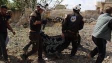 Russia strikes kill six civilians in northwest Syria: Monitor