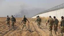 اشتباكات وانفجارات بين قوات سوريا الديمقراطية والأتراك