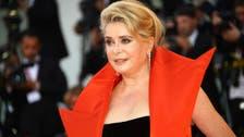 French film star Deneuve hospitalized after a stroke: Report
