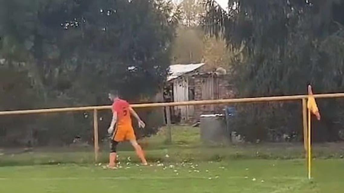 لاعب كرواتي