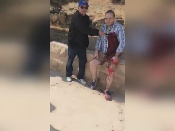 جرش.. طعن 4 سياح و4 أردنيين واعتقال المنفذ