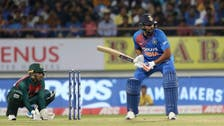 Sharma blitzes 85 as India levels T20 series vs Bangladesh