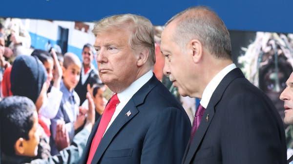 أردوغان لترمب: مشاغبو أميركا على صلة بالوحدات الكردية شمال سوريا