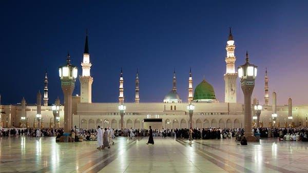 تعرف على إمام المسجد النبوي الشريف الشيخ علي الحذيفي
