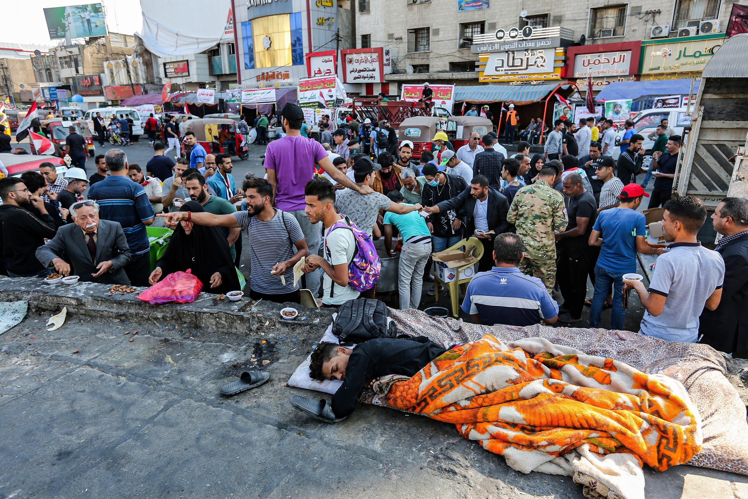 من بغداد(6 نوفمبر- فرانس برس)