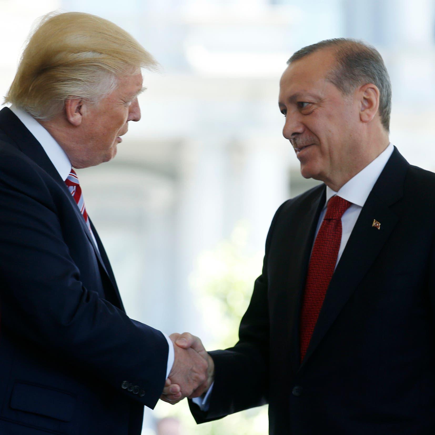 وسط معارضة من أعضاء بالكونغرس.. أردوغان يلتقي ترمب اليوم