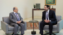 Lebanon's PM-designate Hariri blames President Aoun for stagnant government formation