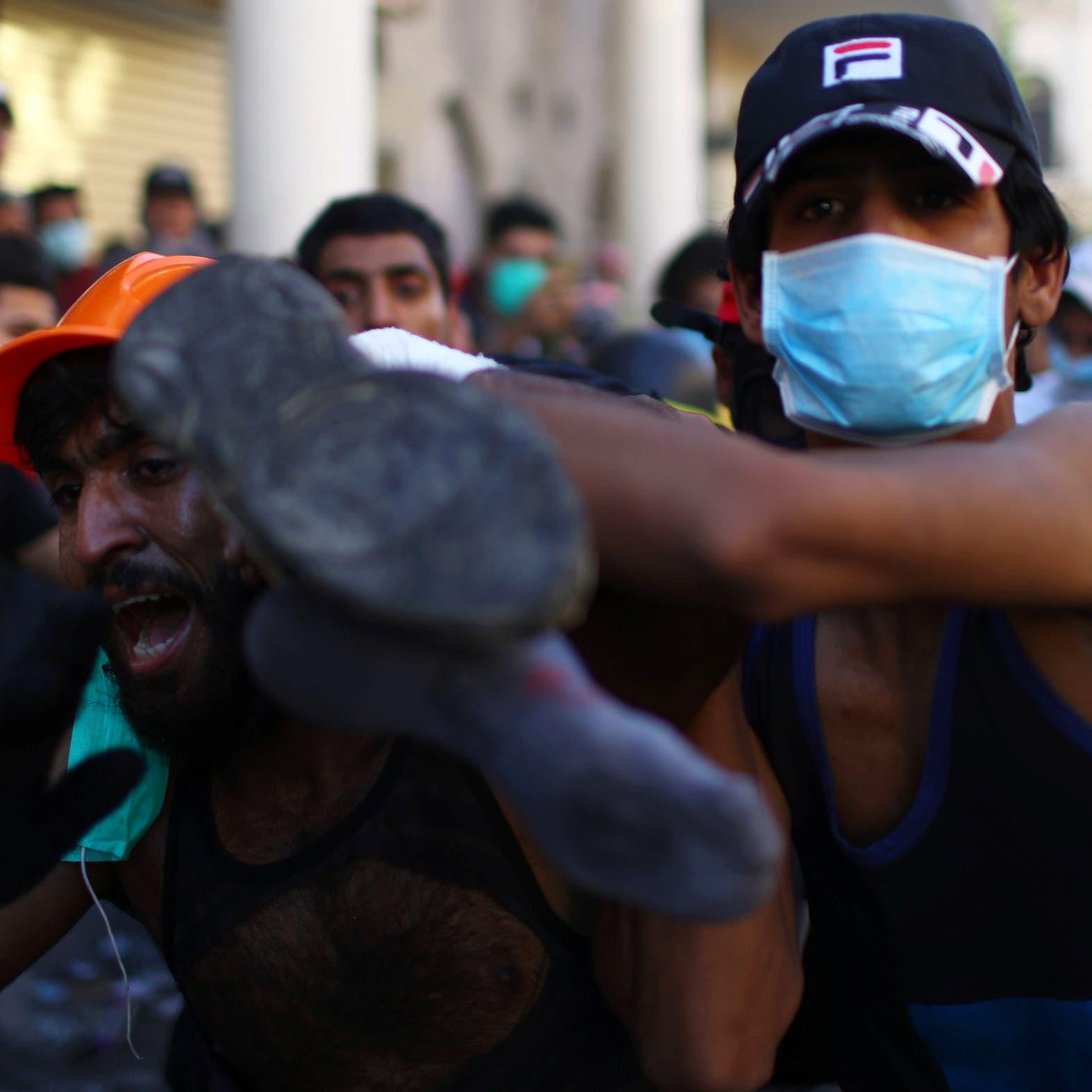 العراق.. 23 قتيلاً وألف مصاب خلال 5 أيام من التظاهرات