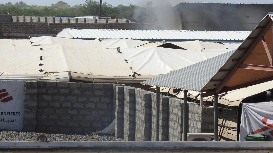 قصف حوثي على مستشفى يديره أطباء بلا حدود في المخا