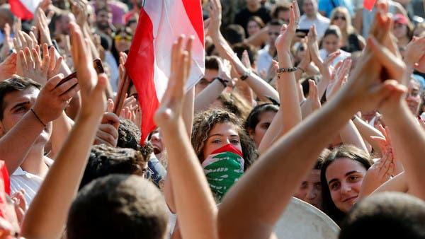 """لبنان.. تواصل الاحتجاجات والحريري يرفض """"استنساخ الحكومة"""""""