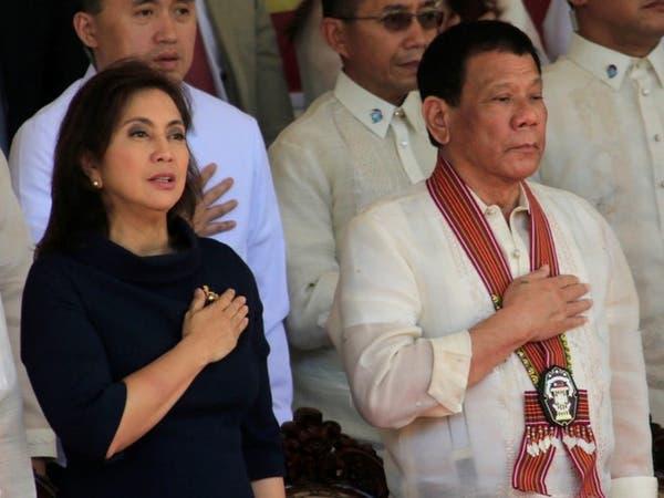 نائبة رئيس الفلبين تدعو لمراجعة الحرب على المخدرات