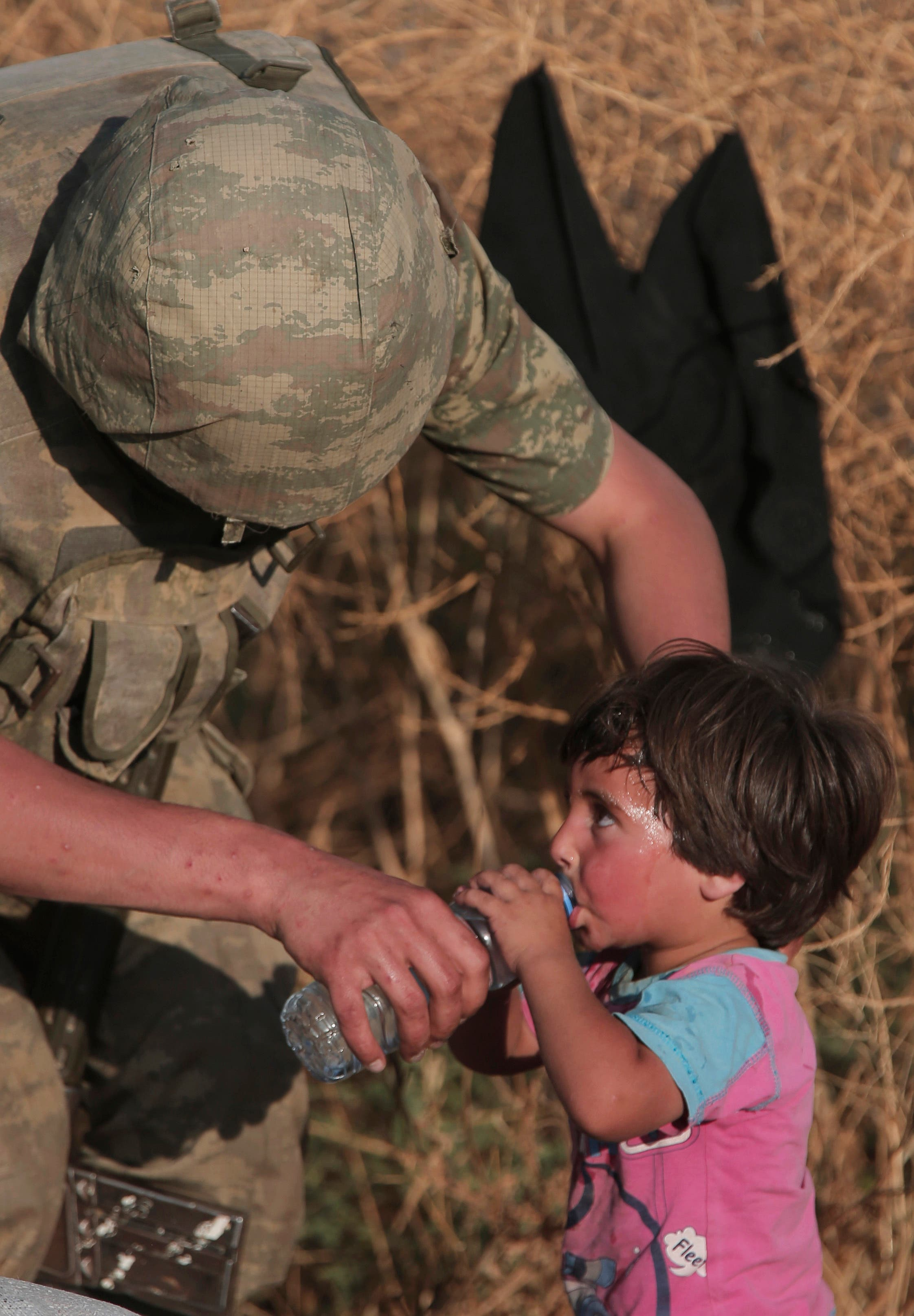 AP Misleading Turkish soldiers - AP