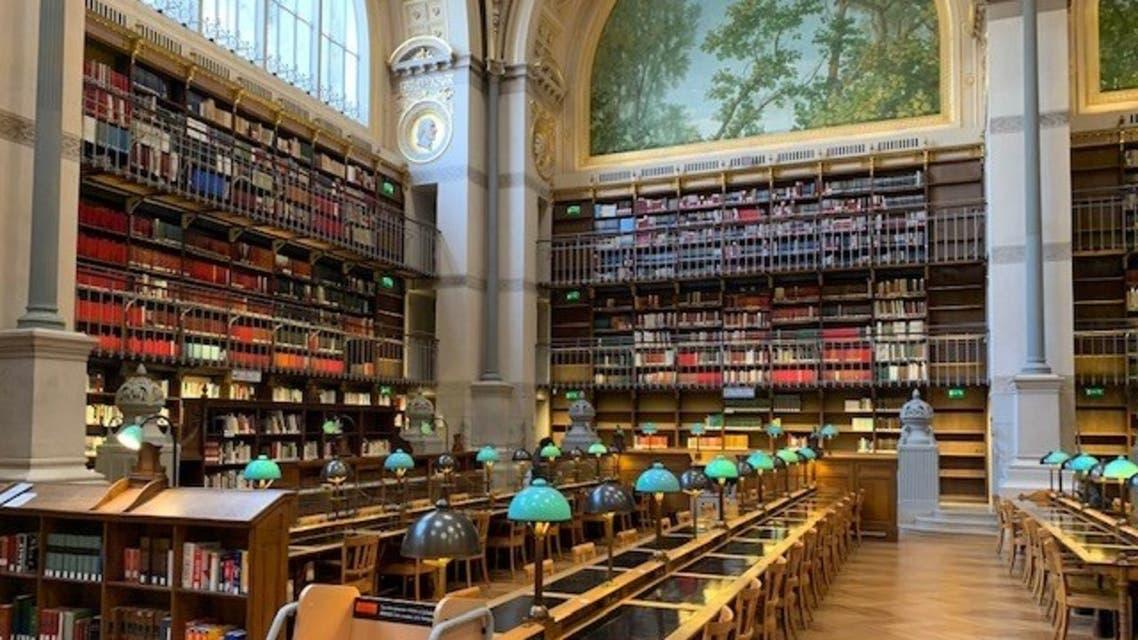 المكتبة الوطنية لتاريخ الفنون والآثار في باريس