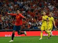 استدعاء موراتا وأولمو إلى قائمة منتخب إسبانيا