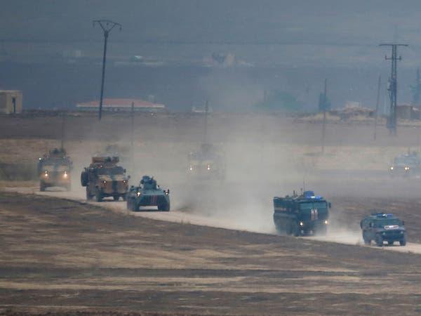 القوات الروسية والتركية تنفذ دورية مشتركة ثالثة في سوريا