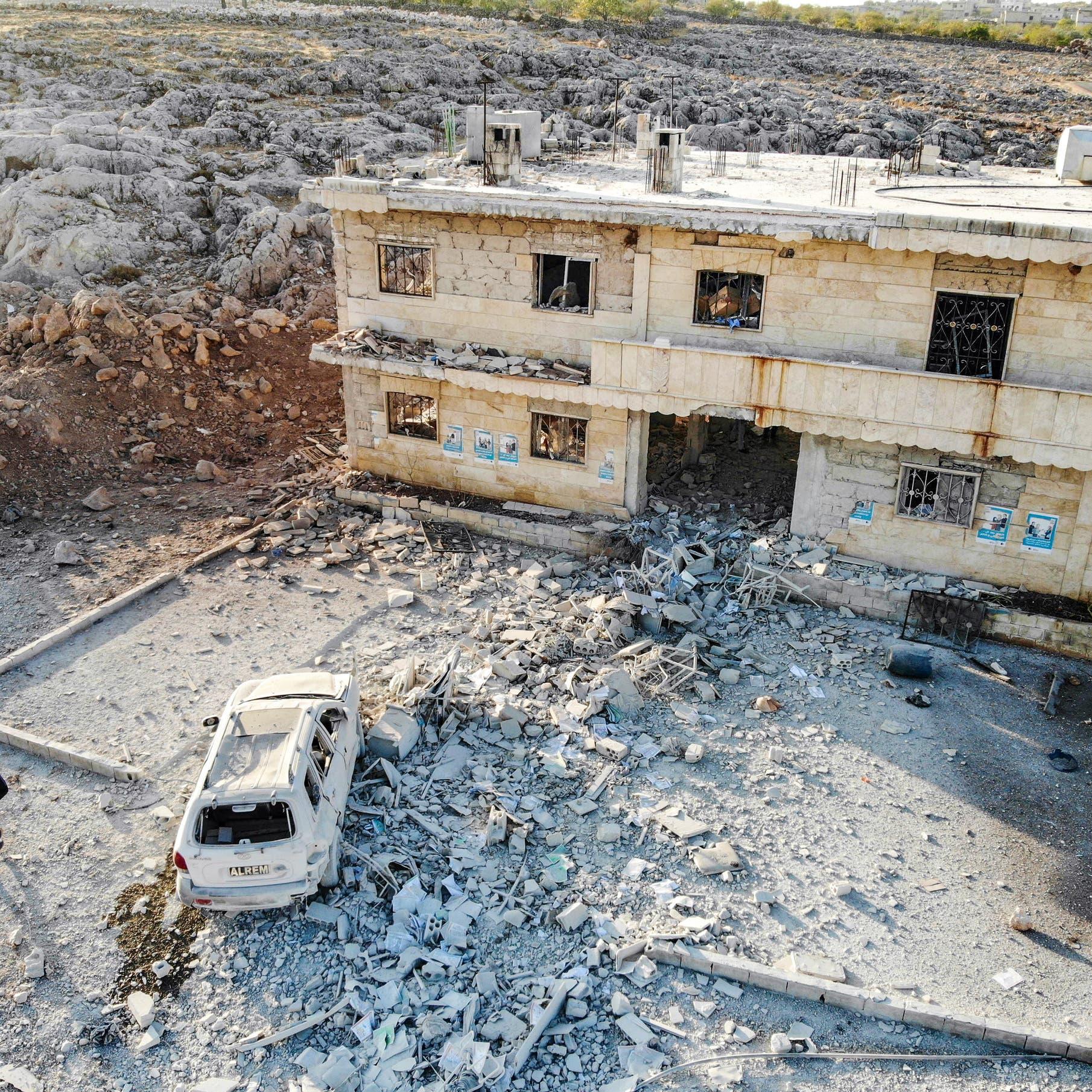 تنديد دولي بغارات النظام السوري على منشآت طبية في إدلب