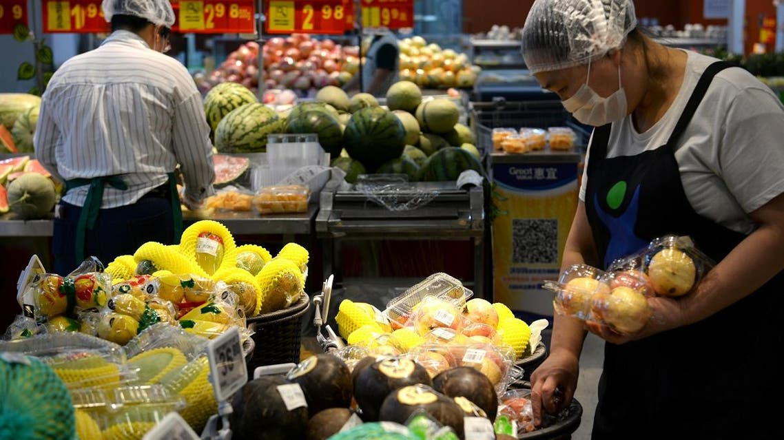 China's consumer price index (CPI), a main gauge of inflation, rose 2.8 percent year on year in July, up from 2.7 percent in June, the National Bureau of Statistics said Friday (9 August 2019). (Reuters)