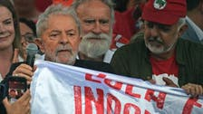 Newly-freed Lula vows to 'continue fighting' for Brazilians