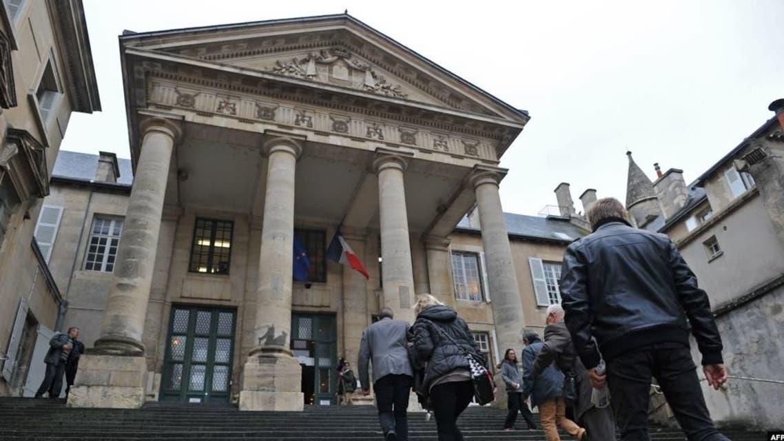 فرنسا محكمة