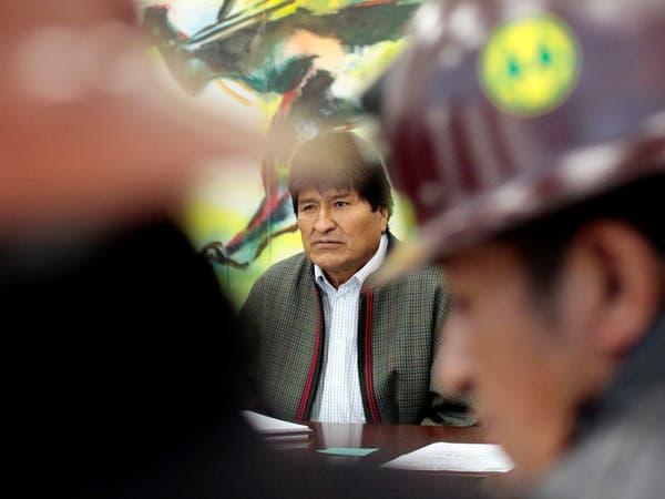 بوليفيا.. الشرطة تدعو الجيش للتدخل والرئيس لاجئاً