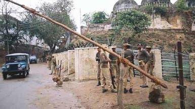محكمة هندية تسمح ببناء معبد هندوسي في موقع مسجد مدمر