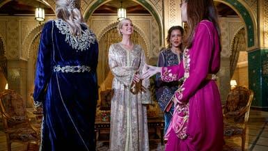 إيفانكا تخطف الأنظار بإطلالات جذابة بالأزياء المغربية