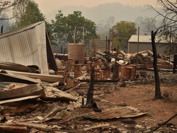 مقتل 3 وإصابة العشرات بحرائق غابات في أستراليا