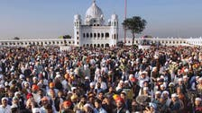 Pakistan opens visa-free border crossing for India Sikhs