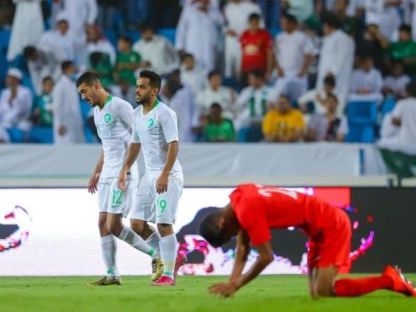 الإصابة تبعد عسيري من قائمة المنتخب السعودي