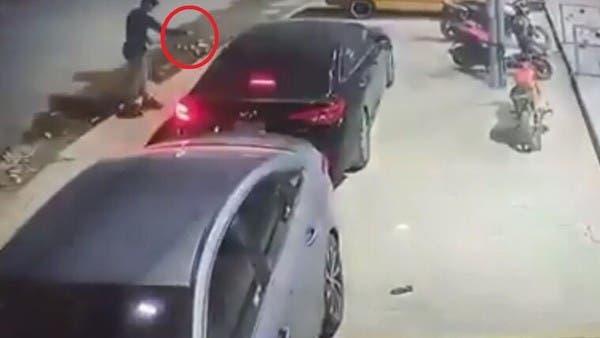 شاهد.. محاولة اغتيال بطل عراقي في كمال الأجسام