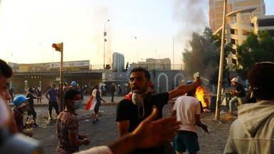 بعد يوم دامٍ ببغداد.. هدوء نسبي في ساحة التحرير