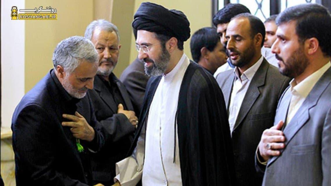 Mujtaba Khamnai