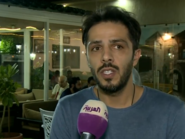 نجم كويتي سابق يتابع النهائي بحماس.. والأردنيون سعداء بفوز الهلال
