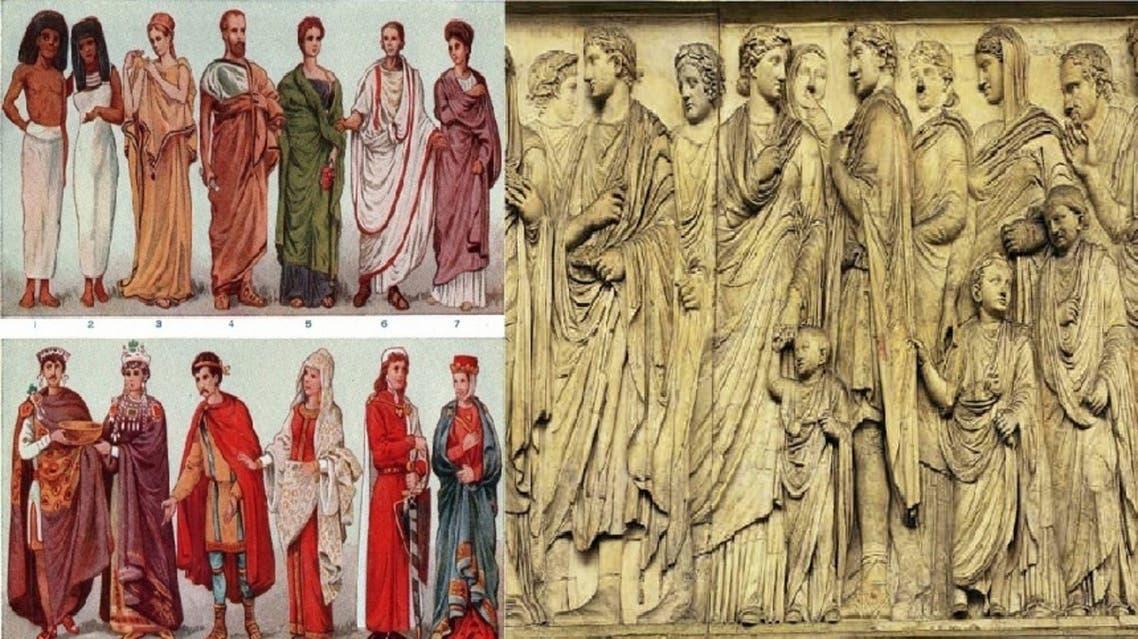 روما كانت متنوعة السكان كما نيويورك اليوم