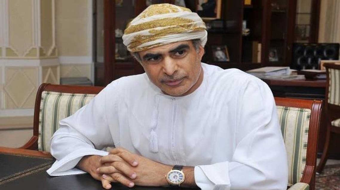 وزير النفط والغاز العماني، محمد بن حمد الرمحي