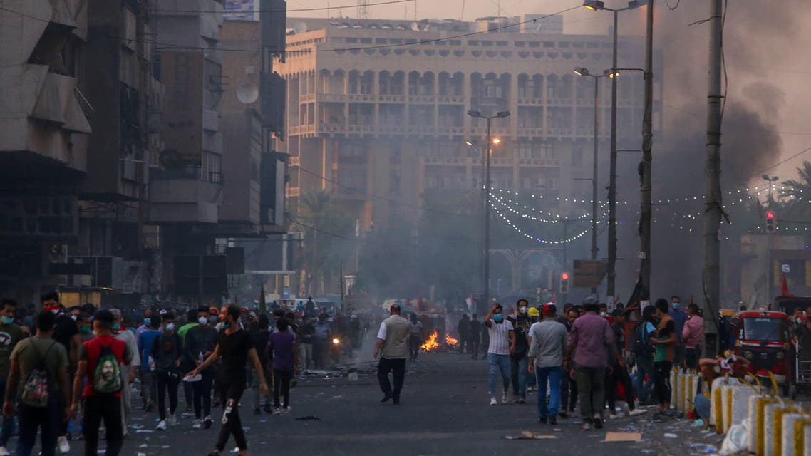 Iraq: Protest and casualties