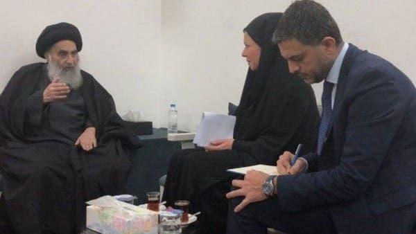 السيستاني يتمسك بالإصلاحات.. ويشكك بتجاوب سياسيي العراق